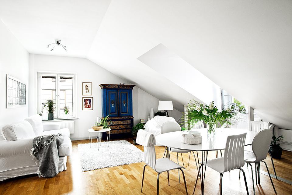 las buhardillas tienen espacio para todo una decoracion urbana y funcional decorar buhardilla