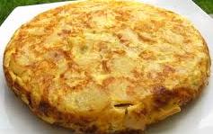 TORTILLA DE PATATAS (estilo mi abuela)