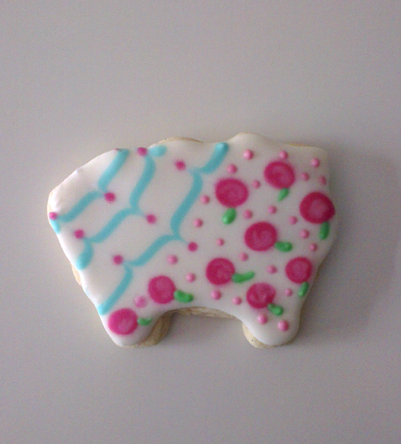 ♥ Galletas decoradas estilo patchwork