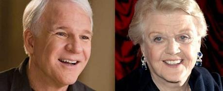 Steve Martin y Angela Lansbury entre los Oscar honoríficos 2014