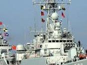 Ejército chino envía buque guerra costas Siria.