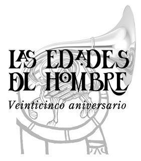Concierto conmemorativo del 25º aniversario de Las Edades del Hombre: Auditorio Miguel Delibes, Valladolid.