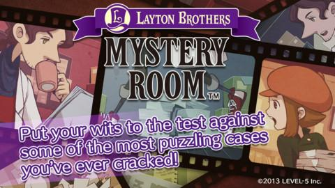 Layton Brothers Mystery Room LAYTON BROTHERS MYSTERY ROOM gratuito y disponible para Android