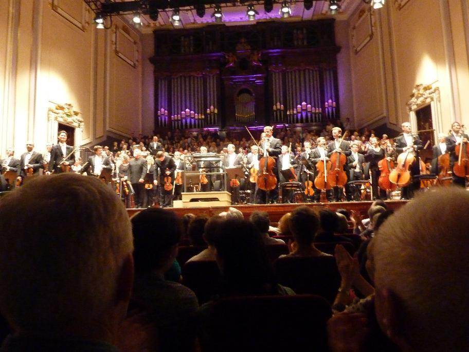Edimburgo Usher Hall-1