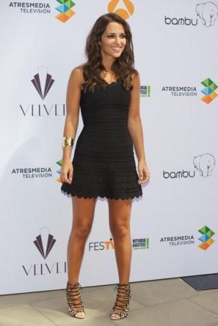 Consigue el vestido de Fetiche Suances que Paula Echevarría lució en Vitoria