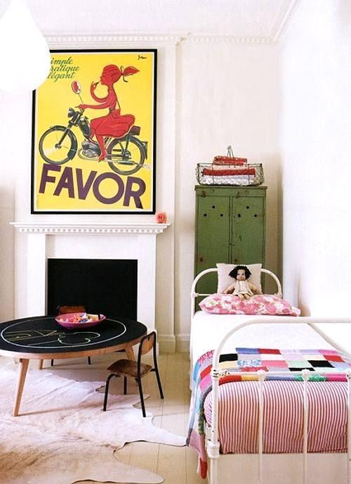 Inspiraci n de fin de semana habitaciones infantiles muy - Habitaciones infantiles rusticas ...