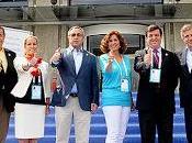 Coch recibe delegados comités olímpicos nacionales