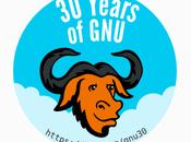 años GNU!