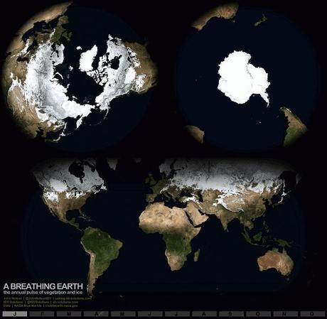 Breathing-Earth-Planet