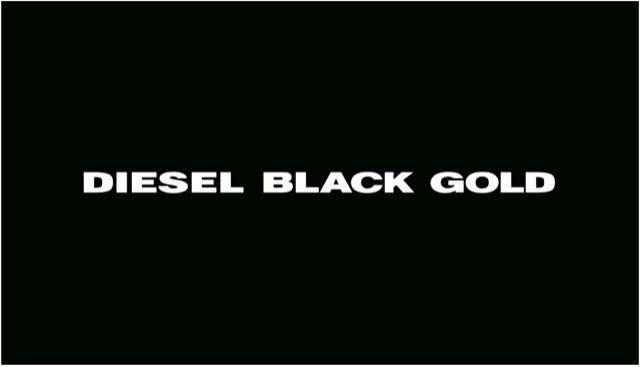 Diesel Black Gold/ 2014/ The best!