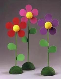 Para regalar y decorar en primavera paperblog for Decoracion primavera manualidades