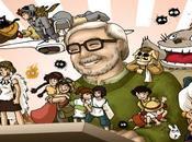Hayao Miyazaki despide, pero magia perdurará
