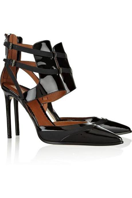 Zapatos cut out