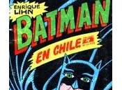 """años asesinato Salvador Allende. """"Batman Chile"""" Enrique Lihn"""