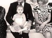 Harper Seven comparte front-row Anna Wintour desfile Victoria Beckham