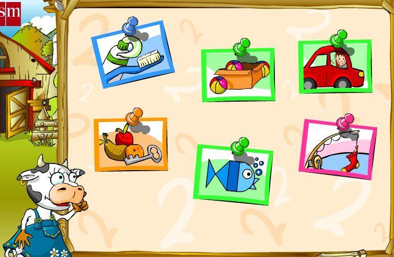 Actividades interactivas para ni os de 3 a os 2 paperblog for Actividades pedagogicas para ninos de 2 a 3 anos