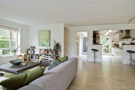 Una casa adosada danesa paperblog for Casa escandinava
