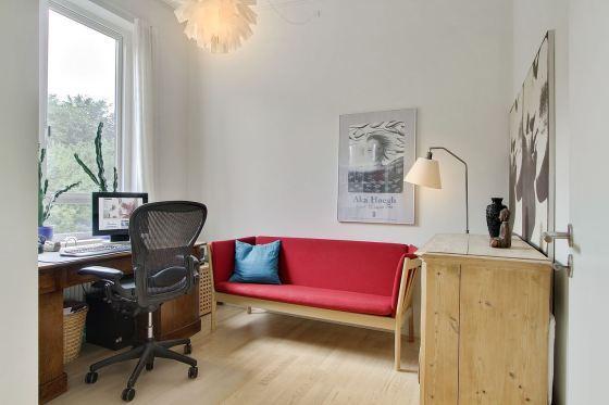 Una casa adosada danesa paperblog for Decoracion casa adosada