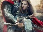 Nuevo póster Thor: Mundo Oscuro Thor, Jane Foster Londres
