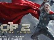 Vistazo póster ruso para Thor: Mundo Oscuro