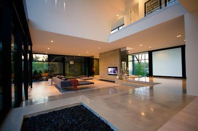 casa minimalista en ontario