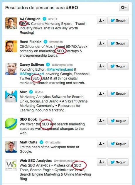 Consigue miles de seguidores en Twitter