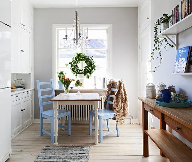 Corona de hiedra tipica en la decoracion nordica paperblog - Decoracion nordica escandinava ...