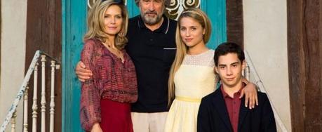 Red Band Tráiler de 'The Family'. Vuelve De Niro…