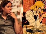 """Ellen Page protagonizará """"Queen Contry"""""""