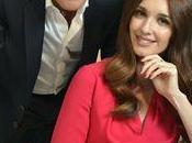 """Antonio Banderas Vega presentan """"Her Golden Secret"""" nueva fragancia Puig"""