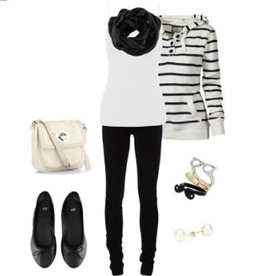 Outfits de invierno casual para jovenes - Paperblog