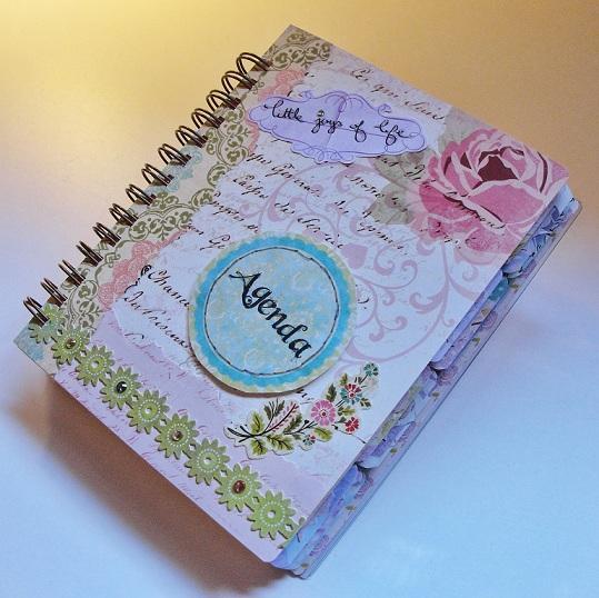 Decorando agendas paperblog - Como decorar una agenda ...