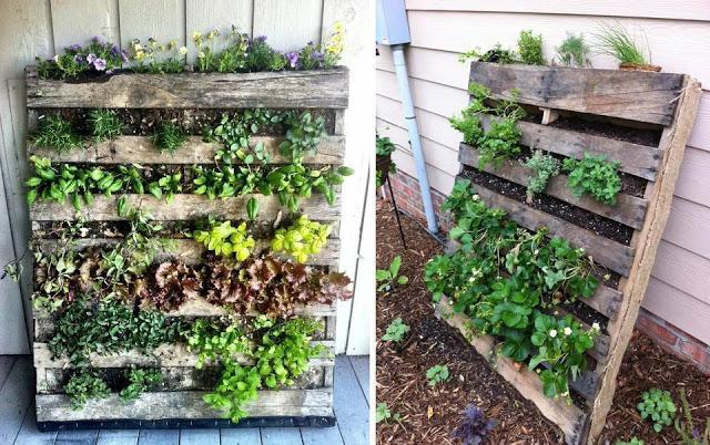 Jard n vertical paperblog for Espacios pequenos para jardin