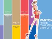 colores moda para primavera 2014, color report Pantone
