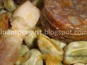 Habas catalana (Olla Chef Método tradicional)