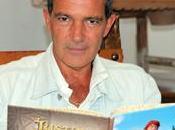 Antonio Banderas presenta 'Justin Espada Valor'