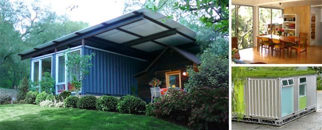 Casas En Contenedores Paperblog