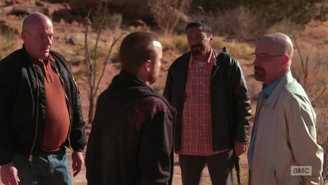 Review: Breaking Bad S05 E13 - To'hajiilee