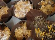 Mini muffins avena pasas (mini saludables!!)