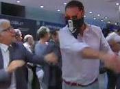 Detenidos seis ultraderechistas agresión gases lacrimógenos