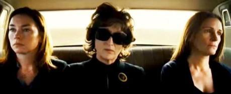 Teaser tráiler de 'Agosto', con Meryl Streep y Julia Roberts