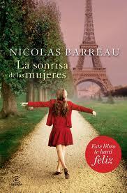 La sonrisa de las mujeres de Nicolas Barreau