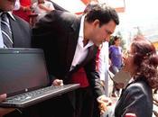 Continúa entrega laptops zonas alto andinas región lima…