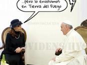 Cristina Kirchner Papa Francisco