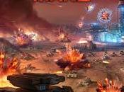 Impresiones Conquer Mars. experiencia militar vertiginosa