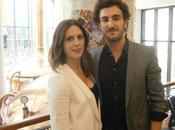 """Entrevistamos Miki Esparbé Bárbara Santa Cruz, protagonistas 'Barcelona, d'estiu': """"Partíamos improvisaciones muchos aspectos"""""""