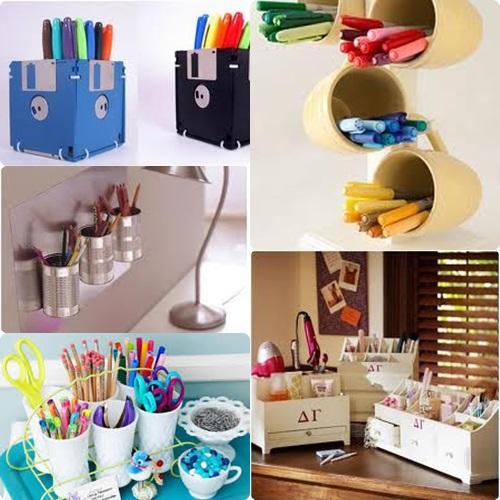 Ideas para ordenar el escritorio paperblog - Ordenar la casa ...