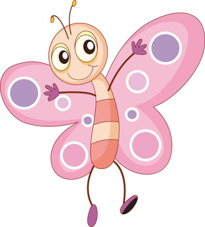 Iris la pequeña mariposa. Cuento infantil