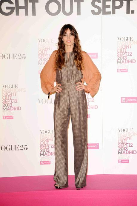 Looks para copiar: En Vogue Fashion Night Out