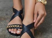 Consigue unas sandalias sofisticadas! (DIY)